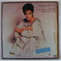 Sheena Easton / Telefono 1 Disco Lp Vinilo