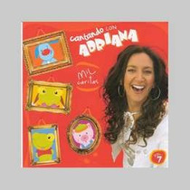 Cantando Con Adriana Vol 7 Mil Caritas Cd Nuevo