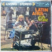 Bolero, Luis Arcaraz, Latin Airs, Lp 12´,