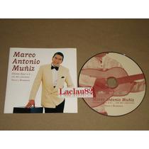 Marco Antonio Muñiz Dejame Llegar A Ti 1997 Bmg Cd