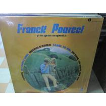Franck Pourcel Y Su Gran Orquesta Disco Lp Nuevo ---