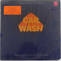 Acetato Car Wash Original Motion Picture Sountrack Importado