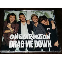 One Direction Drag Me Down 2 Tracks Single Cd