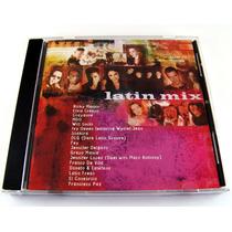 Latin Mix / Fey Shakira Elvis Crespo Mdo Dlg Cd Raro Ed 1999