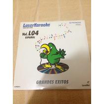 Laser Disc Karaoke Vol.4