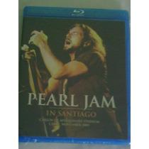Pearl Jam Blu-ray:live In Santiago 2005