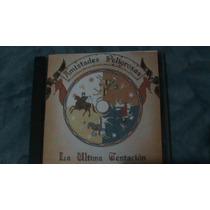 Cd Primer Edición De Amistades Peligrosas La Ultima Tentacio