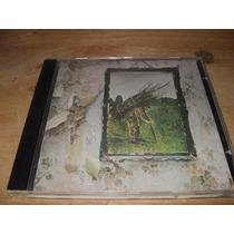 Led Zeppelin 4 Cd Imp 1era Edicion Sin Codigo De Barras