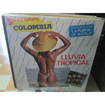 Lp Super Grupo Colombia Lluvia Tropical Nuevo ---