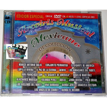 Cd + Dvd: Arcoiris Musical Mexicano, Marco Antonio Solis,