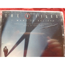 Cd The X Files I Want To Believe Soundtrack