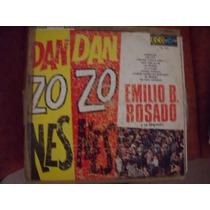 Danzones Emilio B Rosado Y Su Orquesta Disco Lp Vinil Acetat