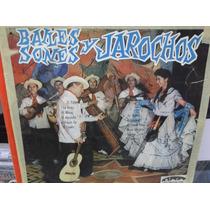 Conjunto Alma Jarocha De Los Hermanos Aguilar Lp
