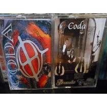 Coda Lote De 2 Cassettes Nuevos En Oferta 2 X 250 Pesos