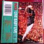 Inxs Live Baby Live Cassette Raro Mexicano 1991 Fn4