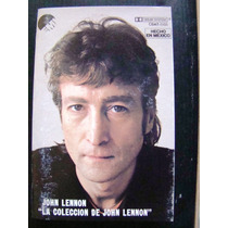 Cassette John Lennon - Coleccion De John Lennon