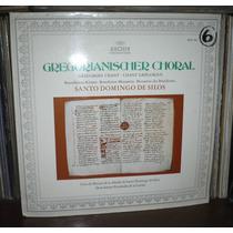 Gregorianischer Choral Santo Domingo De Silos Lp Archiv