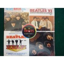 Beatles The Capitol Albums Vol 2 Sampler Cerrado D Coleccion