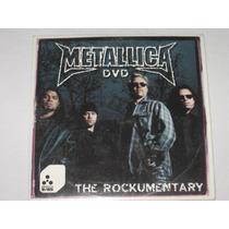 Promo Dvd Metallica Radioactivo 98.5
