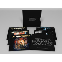Star Wars The Ultimate Vinyl Collection Cds Musica Clasica
