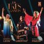 Las Tres Grandes / Eugenia Leon Y Tania Libertad / Cd + Dvd