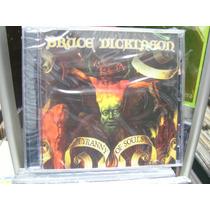Bruce Dickinson Tyranny Of Souls Cd Nuevo Iron Maiden Haevy