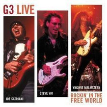G3 G3 Live:rockin