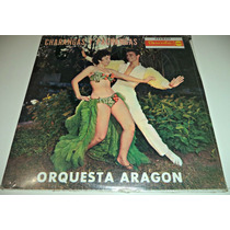 Lp Orquesta Aragon / Charangas Y Pachangas / Nuevo Importado