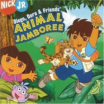 Diego Dora Y Sus Amigos Animal Jamboree Cd Soundtrack