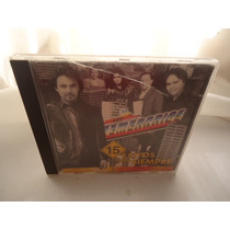 Los Temerarios - Cd Album - 15 Exitos Para Siempre