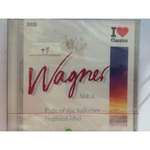 Wagner Vol. 1 Cd Disco Nuevo Sellado Excelentes Condiciones