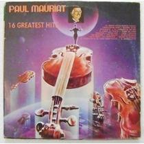 Paul Mauriat / 16 Greatest Hits 1 Disco Lp Vinilo