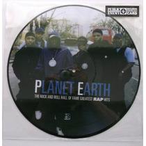 Public Enemy - Planet Earth Lp Fotodisco Rap Flavor Hip Hop