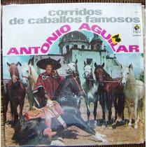 Bolero, Antonio Aguilar, Corridos De Caballos Famosos, Idd