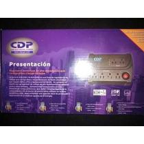 Lote De 12 Regulador Cdp Power Digital De Seis Contatos 1300