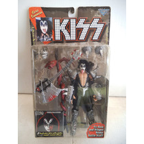 Gene Simmons Con Mini Lp Kiss Mcfarlane Toys