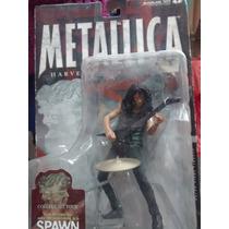 Figura De Kirk Hammett Guitarrista Metallica