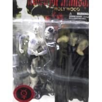 Marilyn Manson Figura Holy Wood Importado Nuevo