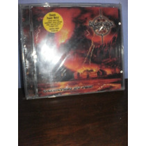 Burning Point- Salvation By Fire Cd Importado- Alemania Nvo!