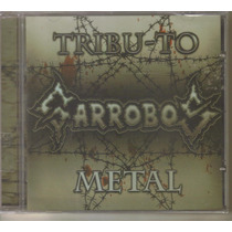 Tribu-to Garrobos - Metal (compilado Metal Mexicano) Cd Rock