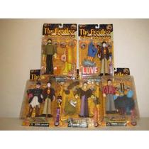 The Beatles 5 Figuras Yellow Submarine Box Set