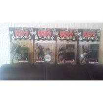 Kiss Alive Figuras Mcfarlane Nuevo!