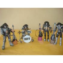 Kiss Serie 3: Psycho Circus Set De 4 Figuras Mcfarlane Bbf