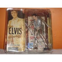 Elvis Presley Rock Dorado Edicion Especial