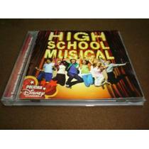 High School Musical-cd-un Soundtrack Original De W.disne Nvd