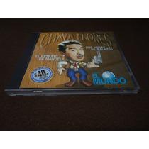 Chava Flores - Cd Album - Dos Horas De Balazos Bfn