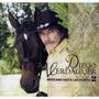 Diego Verdaguer / Mexicano Hasta Las Pampas 2 , Disco Cd