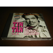 German Valdez Tin Tan-cd Alb.-canciones De Sus Peliculas Css