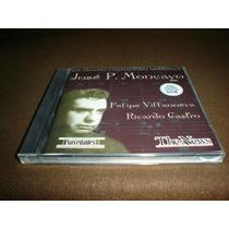 Moncayo-villanueva-castro -cd- Los Grandes Compositores Css