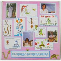 El Mundo De Margarita Y Chavita (infantil) 1 Disco Lp Vinil